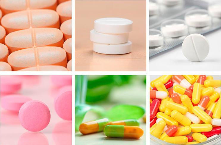 Лечение простатита при помощи антибиотиков