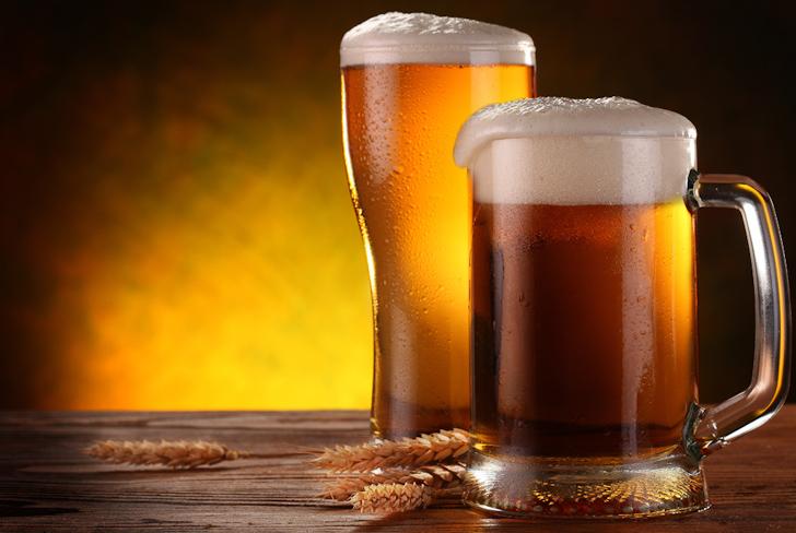 Вред пива на мужской организм
