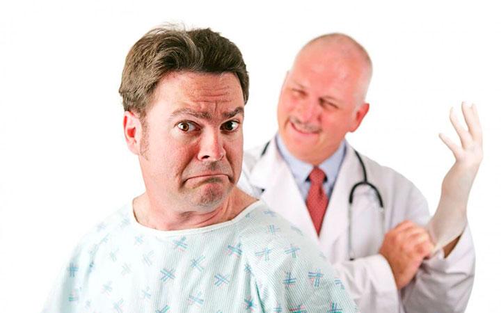 Диагностика везикулита