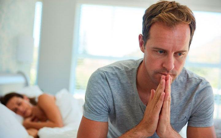 Слабая потенция: причины и лечение, симптомы и профилактика