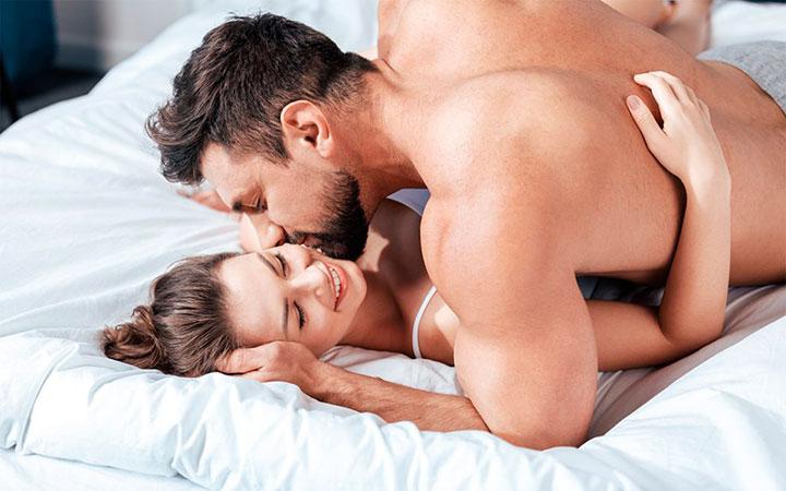 Виды сексуальных возбуждений думал