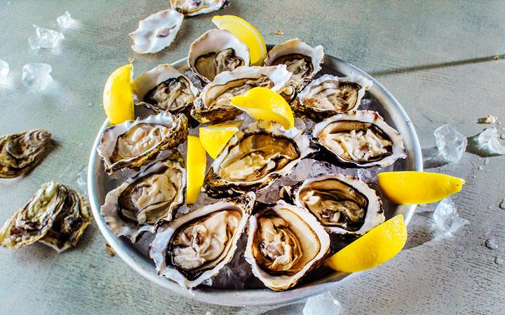 Устрицы – полезные морепродукты