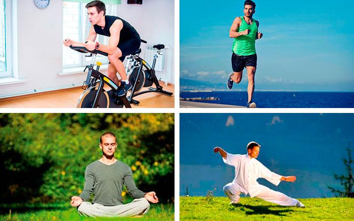 Физические упражнения для мужчин с паховой грыжей