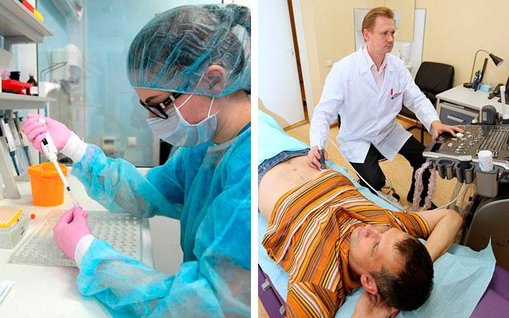Методы диагностики анэякуляции
