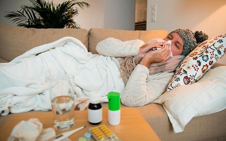 Стоит избегать вирусных заболеваний