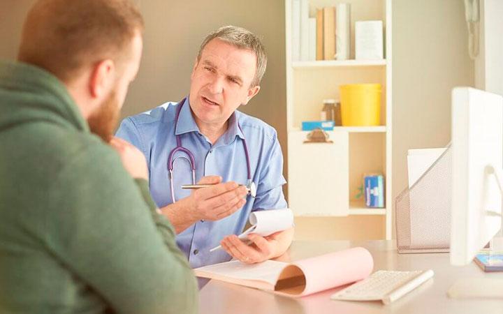 Красные пятна на головке у мужчин причины и лечение