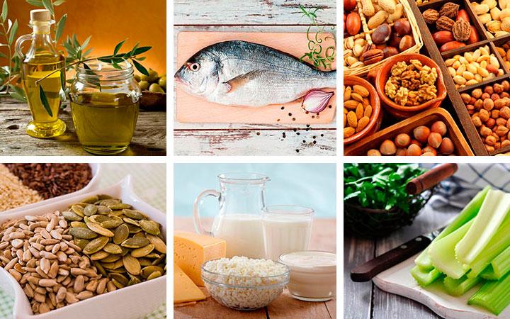 Продукты понижающие холестерин в крови