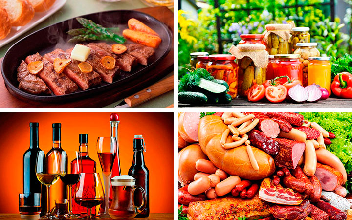 Продукты и напитки которые не стоит употреблять при анальной трещине