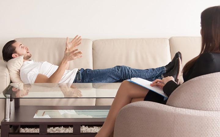 Терапия с психологом