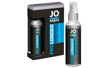 System JO Prolonger Spray