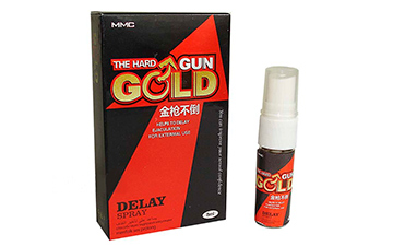 The Hard Gold Gun