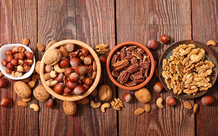 Какие орехи самые полезные для мужчин