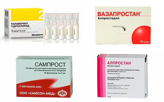 Негормональные препараты для повышения потенции