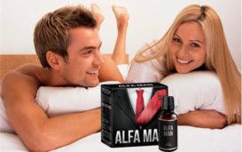 Капли для мужчин Alfa Man