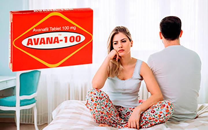 Инструкция по применению и аналоги препарата Аванафил
