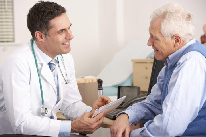 Пациент у уролога