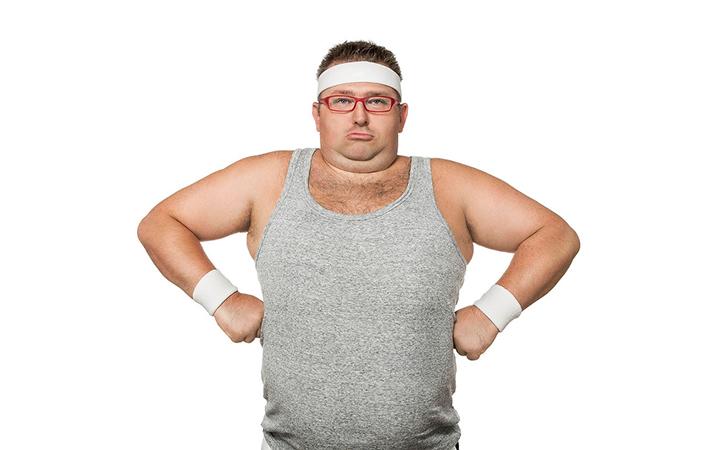 Убираем жир с живота и боков у мужчины с помощью диеты и упражнений
