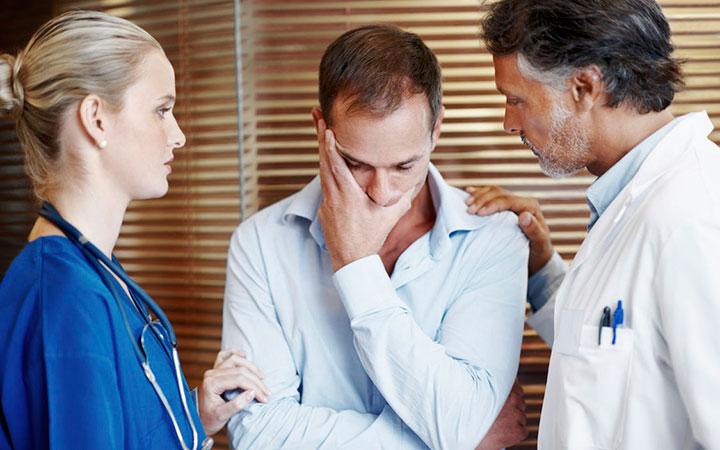 Причины возникновения, симптомы и лечение парафимоза у мужчин