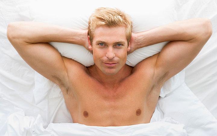 Комплекс физических упражнений для повышения потенции у мужчин