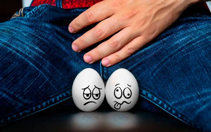 Как протекает варикоз яичек у мужчин?