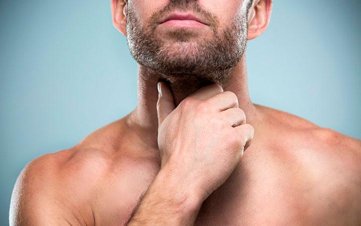 Гипотиреоз у мужчин