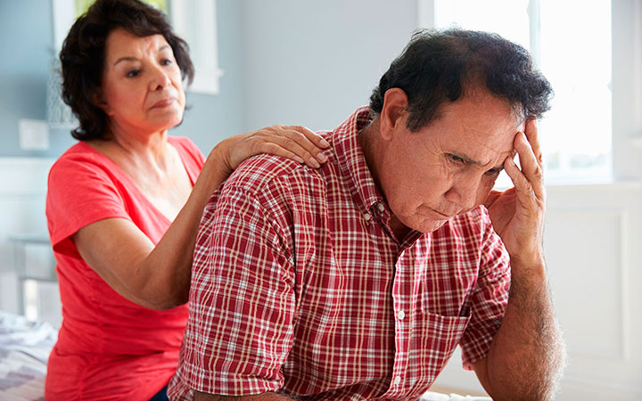 К основной зоне риска относятся люди от сорока и старше