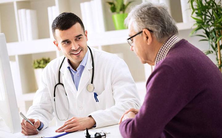 Лечение всегда проходит под контролем врача