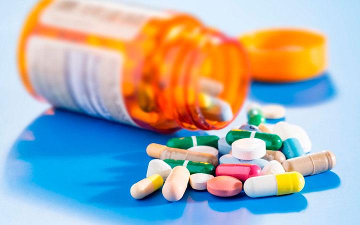Таблетки от повышенного холестерина