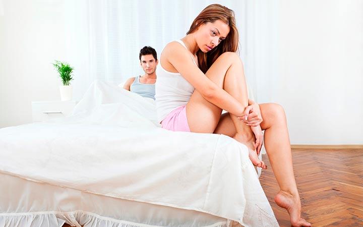 Отсутствие полового влечения