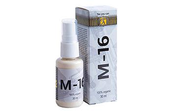 Спреи для потенции М-16