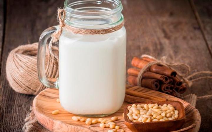 Орехи с молоком