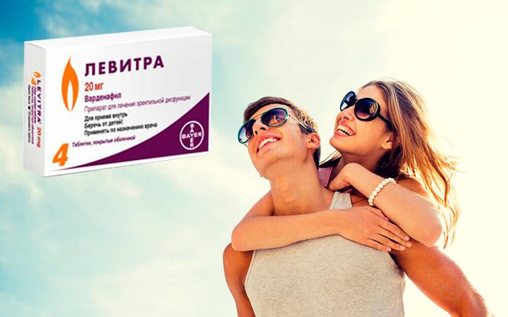 Инструкция по применению и аналоги препарата Левитра