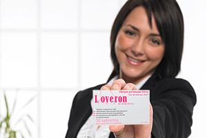 Лаверон для женщин 250 мг
