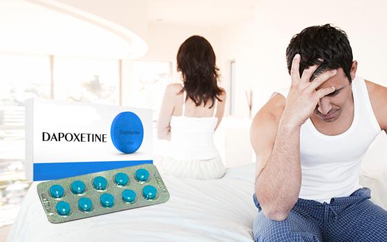Препарат Дапоксетин предназначен для мужчин