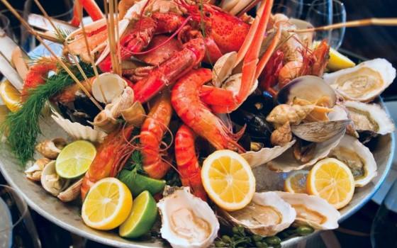 Афродизиаки морепродукты